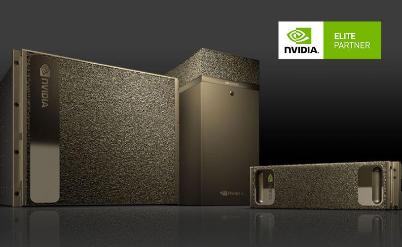 Altair是Nvidia Elite合作伙伴